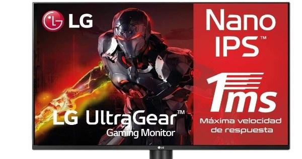 monitor gaming lg 27gl850