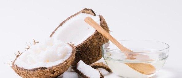 aceite de coco casero