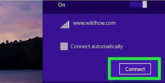 conecta tu dispositivo al wifi de tu enrutador