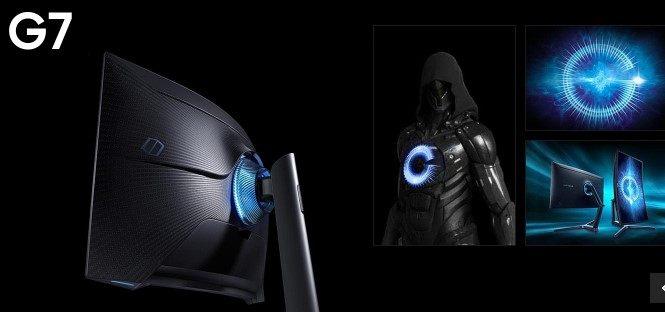 monitor G7 gamer para los jugones