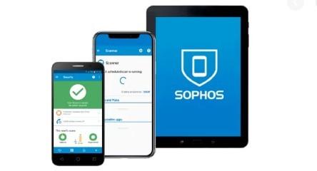 antivirus movil Sophos Mobile Security