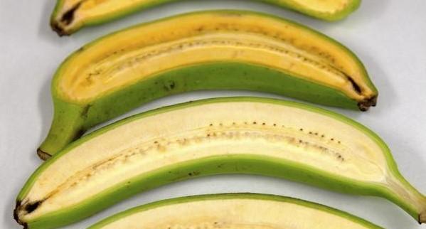 banana transgénica con vitamina c